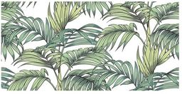 Dekor Jungle Ceramstic 30 x 60 cm light mat