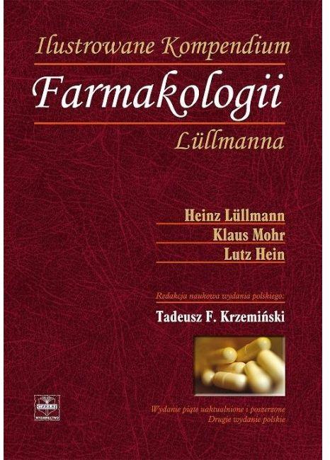 Ilustrowane kompendium farmakologii Lullmanna