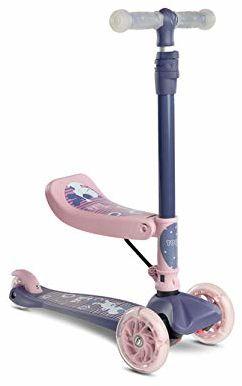 TOYZ TOYZ-0412 skuter, różowy