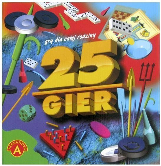 25 gier ALEX - Alexander