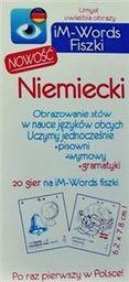iM-Words Fiszki Język francuski ZAKŁADKA DO KSIĄŻEK GRATIS DO KAŻDEGO ZAMÓWIENIA