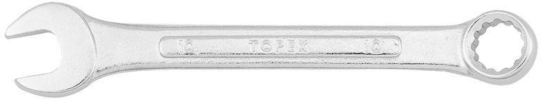 Klucz płasko-oczkowy 13x170mm 09-713