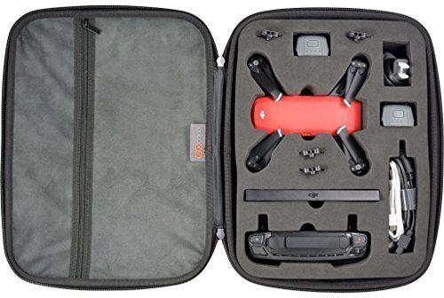 GOcase SPARK-A-L Drone torba czarna