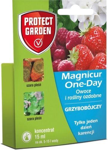 Magnicur one-day  zwalcza choroby grzybowe  15 ml protect garden