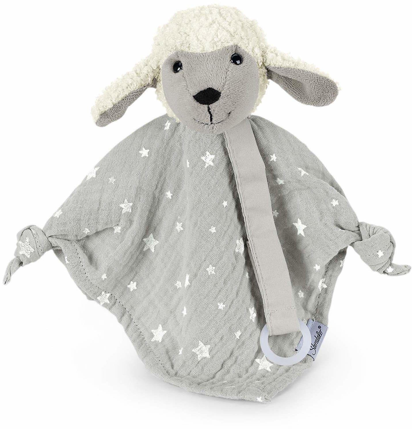 Sterntaler 3201968 owca do przytulania, wielokolorowa