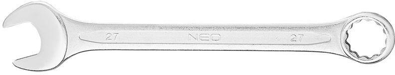 Klucz płasko-oczkowy 27x310 mm 09-727