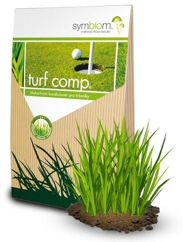 Mikoryza turfcomp  do trawnika  750 g symbiom