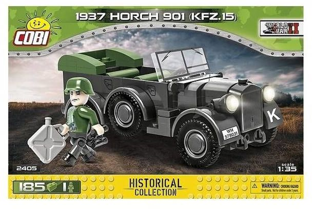 HC 1937 Horch 901 kfz.15 - Cobi