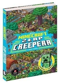 Minecraft. Złap Creepera i inne Moby ZAKŁADKA DO KSIĄŻEK GRATIS DO KAŻDEGO ZAMÓWIENIA