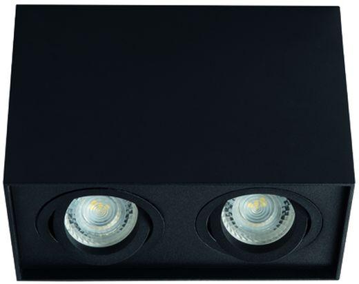 Oprawa punktowa sufitowa 2x25W GU10 GORD DLP 250-B 25474