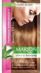 Marion Szampon koloryzujący 4-8 myć 62 Ciemny blond 40ml