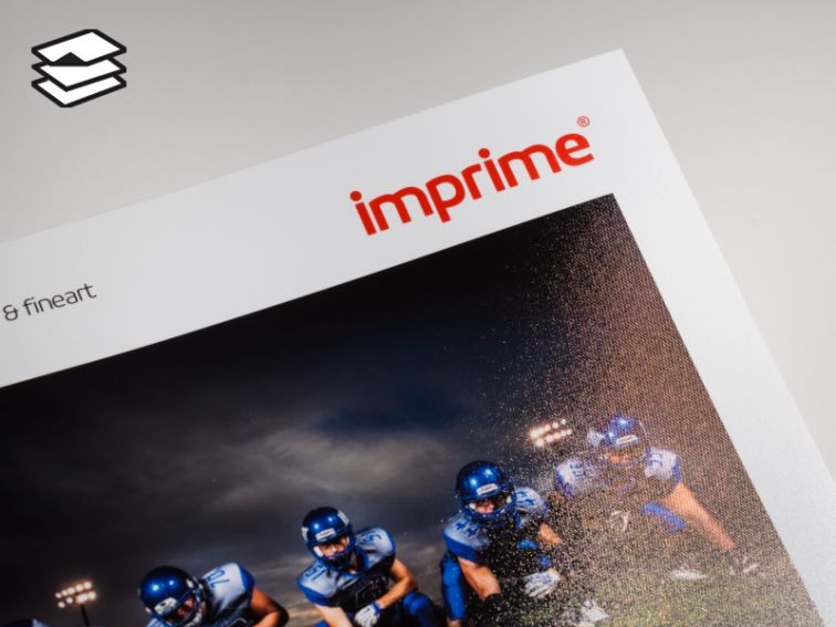 Papier IMPRIME Premium PBW250 Prismat Bright White 250gsm - A3, 50 arkuszy (90244004730)