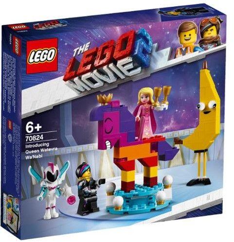 LEGO MOVIE Królowa Wisimi I''powiewa 70824