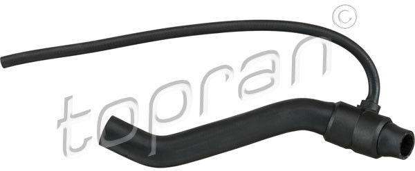 Przewód elastyczny chłodnicy TOPRAN 109 476