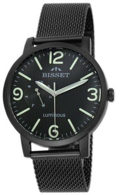Zegarek BISSET Luminous BSDE72BMBX03AX