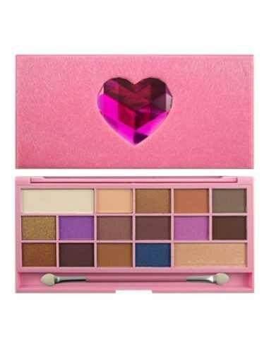Makeup Revolution Unicorn Love Palette - paleta 16 cieni do powiek