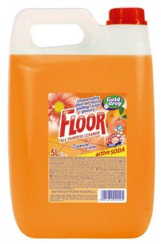 Floor płyn uniwersalny 5l tropical citrus