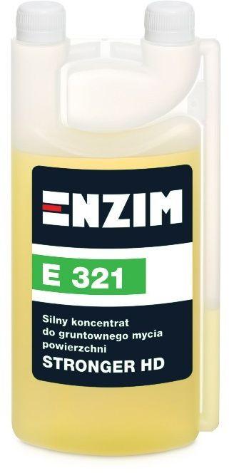 ENZIM E321 Silny koncentrat do gruntownego mycia powierzchni STRONGER HD 1L