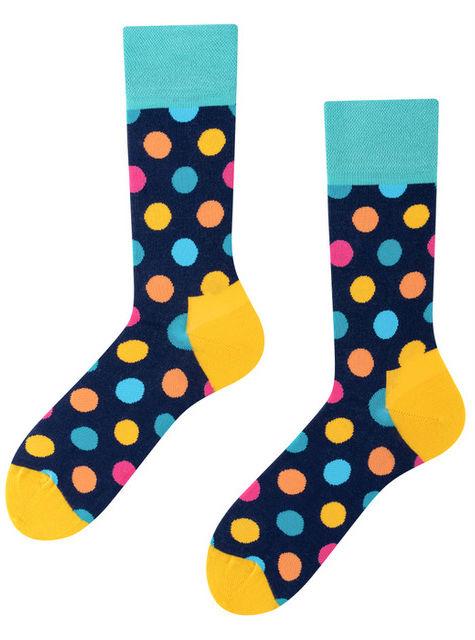 Vegas, Todo Socks, Grochy, Kropki, Kolorowe Skarpety
