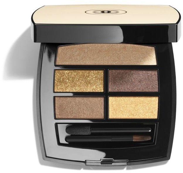 Chanel Les Beiges paleta cieni do powiek Deep 4,5 g