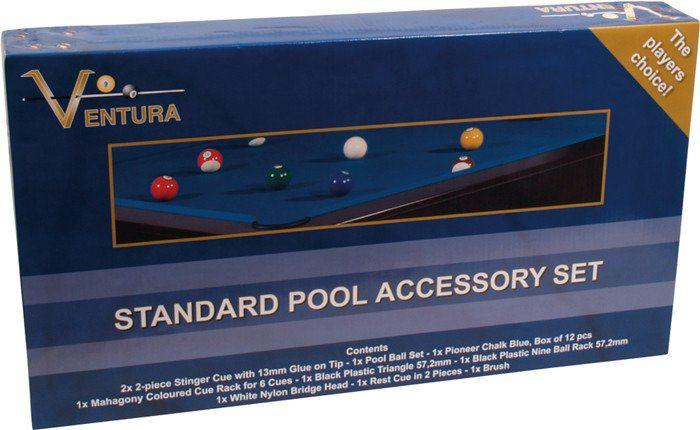 Zestaw bilardowy Ventura Standard Pool