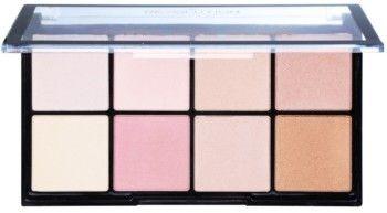 Makeup Revolution Ultra Pro Glow paleta rozjaśniaczy 20 g