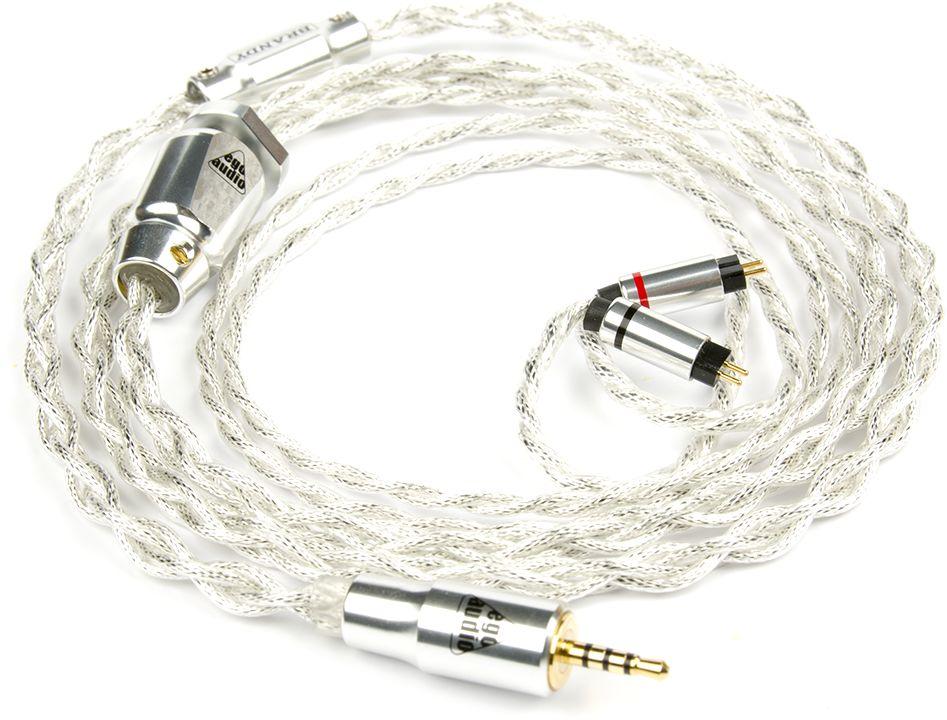 Ego Audio Brandy Wtyk IEM: 4.4mm, Konektory: MMCX
