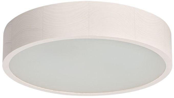 Plafoniera 2x60W JASMIN 370-W biały dąb 23124