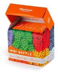 Klocki ''mini waffle'' 300 el. w kartonie (5903033902189)