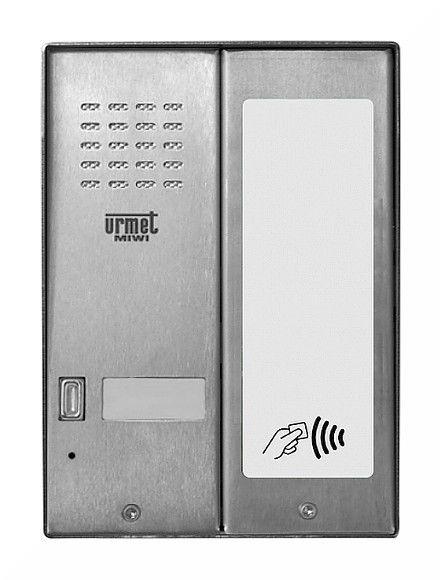 Panel wywoławczy 5025/1D-RF MIWI-URMET