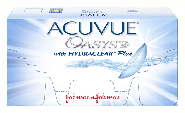 Acuvue Oasys with Hydraclear 6 szt.