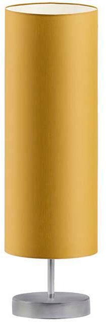 Podłużna lampka nocna na srebrnym stelażu - EX952-Sydnet - 18 kolorów