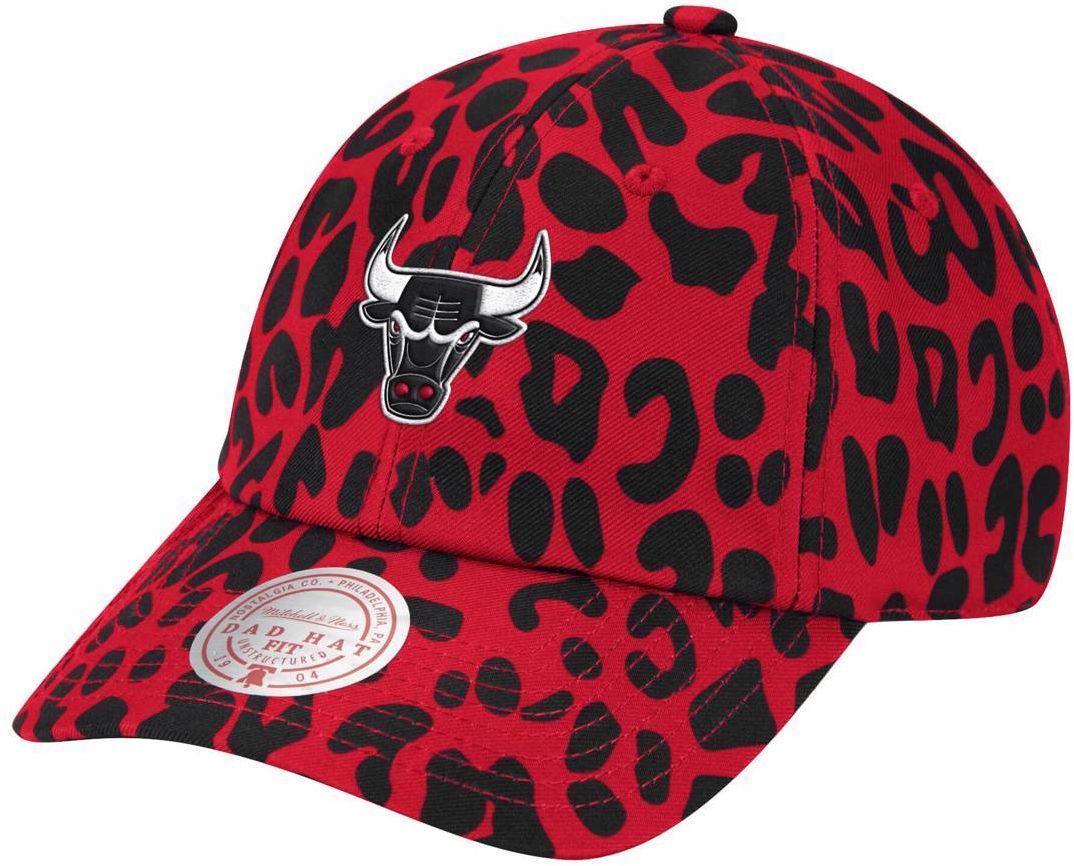 Czapka z daszkiem bejsbolowa Mitchell & Ness Chicago Bulls Snapback