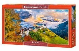 Puzzle Castor 4000 - Colle Santa Lucia, Italy