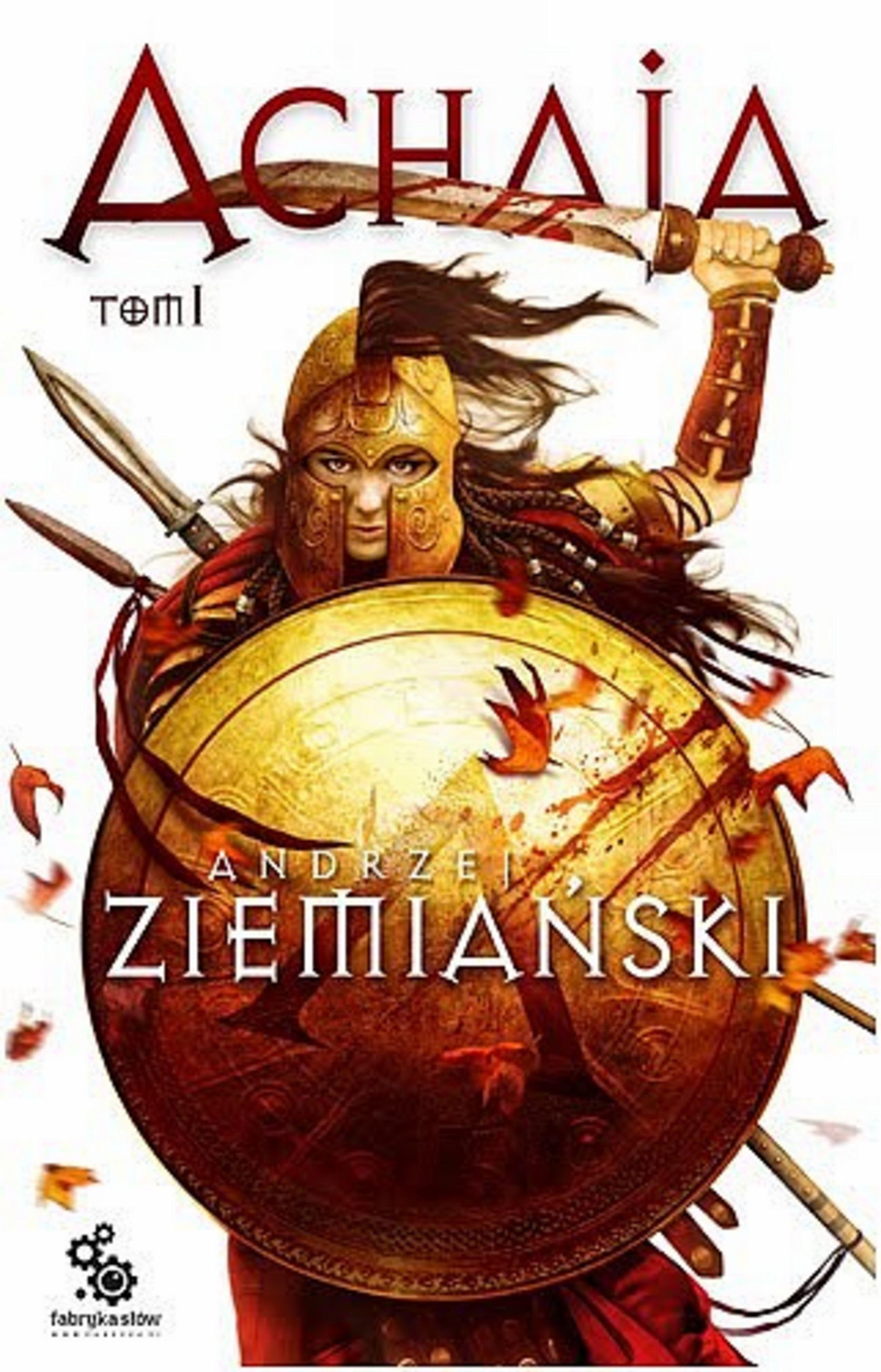 Achaja  Tom 1 - Andrzej Ziemiański - audiobook