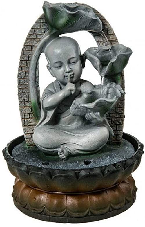 Lachineuse  beczka na wodę bonze buddyjski  buddyjski buddyzm  Ne rien Dire