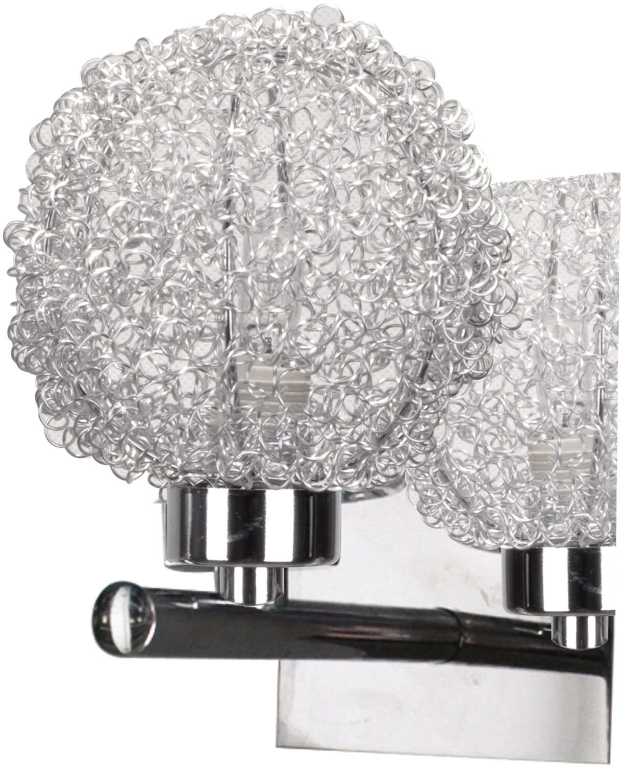 Candellux WIND 21-14078 kinkiet lampa ścienna chrom 1X40W G9