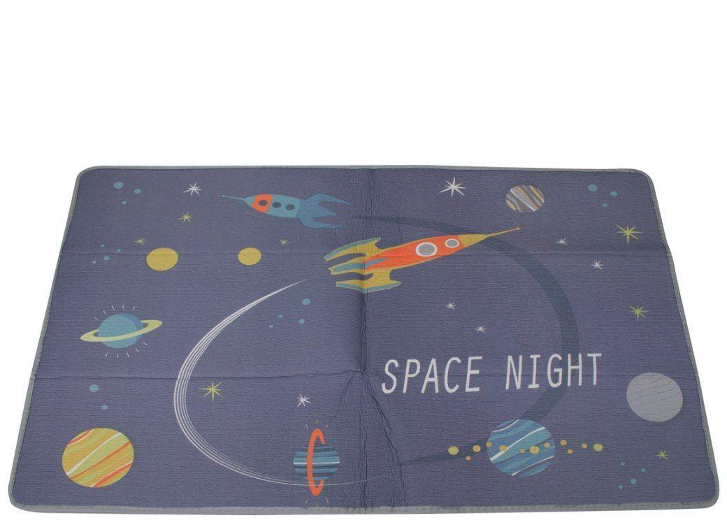 Mata Edukacyjna piankowa dla dzieci kosmos 173x113