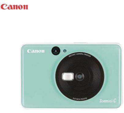 Aparat natychmiastowy Canon Zoemini C Jasnozielony