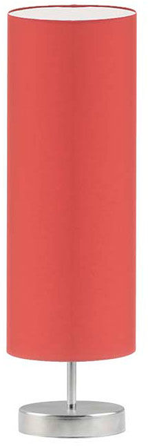 Lampka nocna z abażurem na stalowym stelażu - EX954-Sydnet - 18 kolorów
