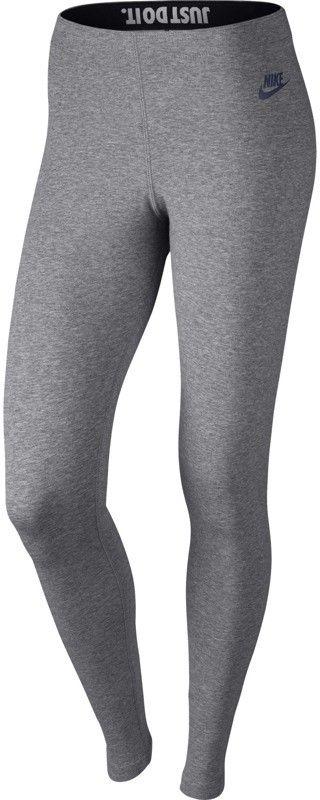 legginsy sportowe damskie NIKE LEG-A-SEE LEGGING / 726085-091