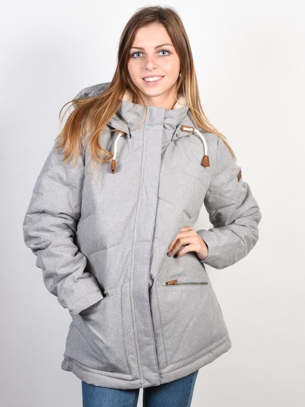 Roxy NANCY HERITAGE HEATHER kurtka zimowa kobiety