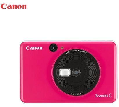 Aparat natychmiastowy Canon Zoemini C Różowy