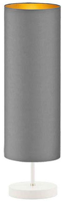 Lampka nocna do sypialni na białym stelażu - EX956-Sydnel - 5 kolorów