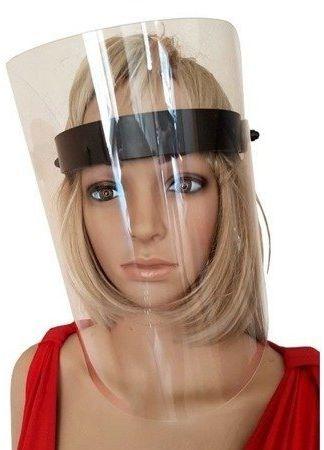 Przyłbica ochronna na twarz, ochraniacz maska