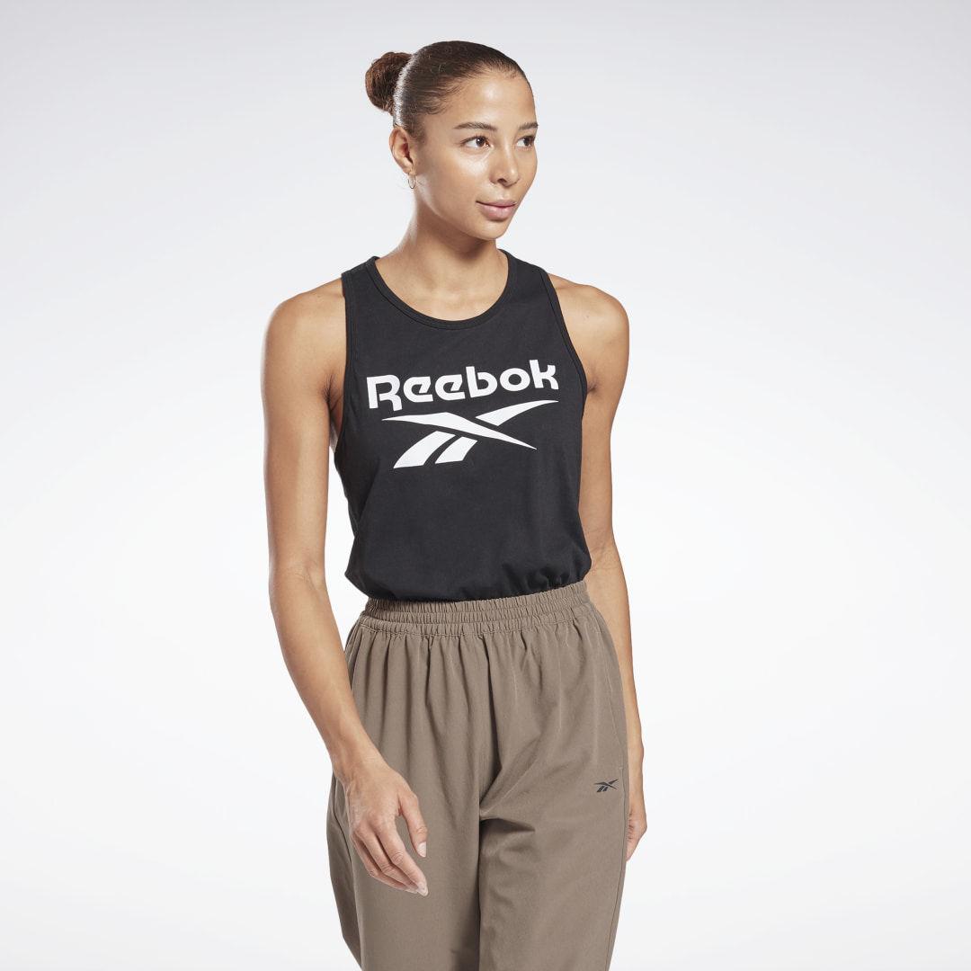Koszulka bez rękawów Reebok Identity