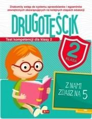Test kompetencji dla klasy 2. Drugoteścik - Katarzyna Ziola-Zemczak