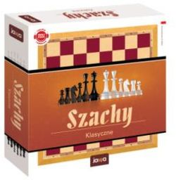 Klasyczne szachy ZAKŁADKA DO KSIĄŻEK GRATIS DO KAŻDEGO ZAMÓWIENIA