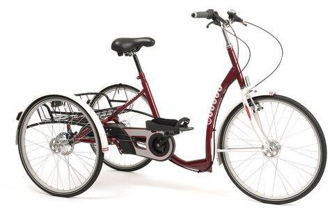 Rowerek Trójkołowy dla dorosłych Vermeiren LAGOON