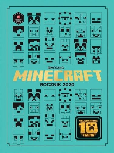 Minecraft. Rocznik 2020